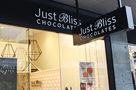 Edments Building Rundle Mall - Retail Clients - Just Bliss Chocolates