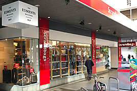 Edments Building Rundle Mall - Retail Clients - Strandbags